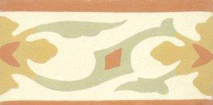 barra bouquet tijolo verde desm. ouro 20x10