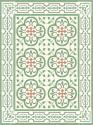 florão verde