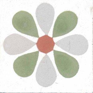 tozeto flor oito pétalas 10x10