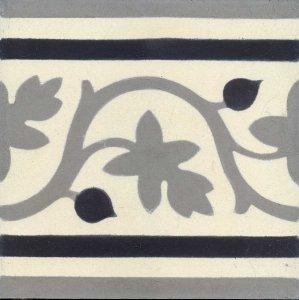 f.francesa lll marfim,cinza normal e preto 20.20