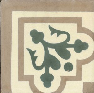flor lotus 2 fundo marfim. fendi