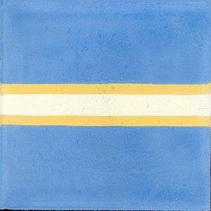 f.trenzinho azul royal ouro marfim