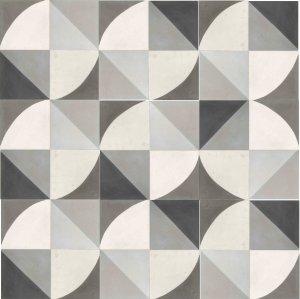 geometrico cinza