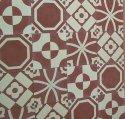 patch work geometricos verm. marfim