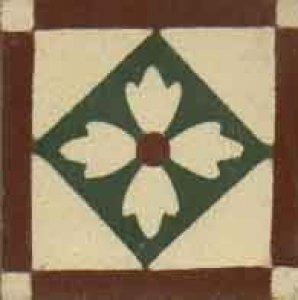 Cópia de dec.com flor verm.v. escuro marfim